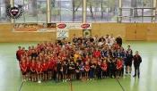 Gruppenbild Handball 2018