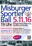 Misburger Sportlerball 2016