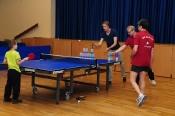 Tischtennis-Rundlauf