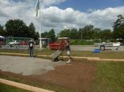 Bau des Bouleplatzes_41