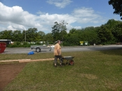 Bau des Bouleplatzes_45
