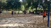 Eröffnung Beachhandball