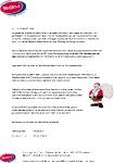 Weihnachtsgruß und verlängerung Lockdown